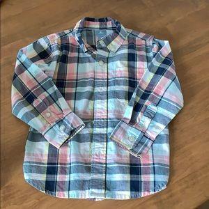 Button down shirt, boys